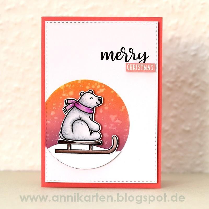 Playful Polar Bears Stamps | 2017 cards | Pinterest | Polar bear ...