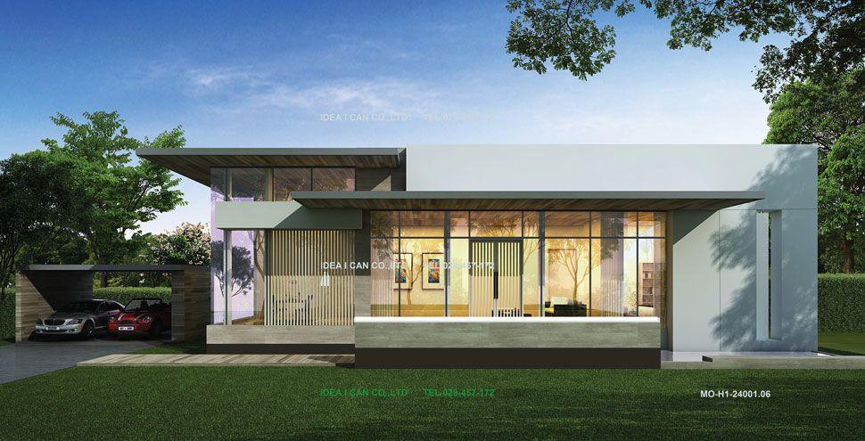 single storey house perspective spec plan stories floor area - Modern House Designs Single Floor