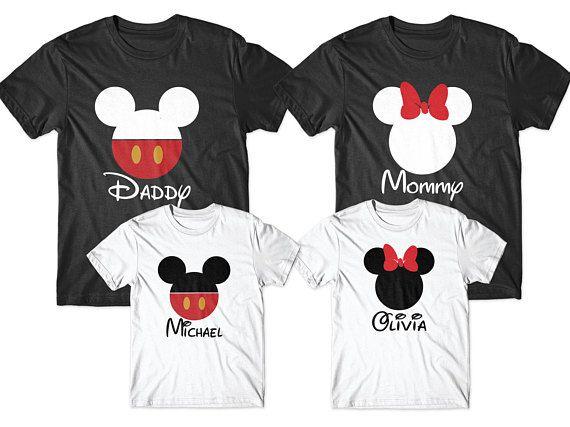 a2103828 Family vacation shirts, Disney family shirts, Family Disney shirts, Matching  family shirts, Disney