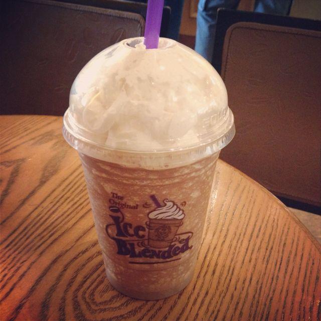 Iced Mocha Latte @ City Square Coffee Bean & Leaf Tea