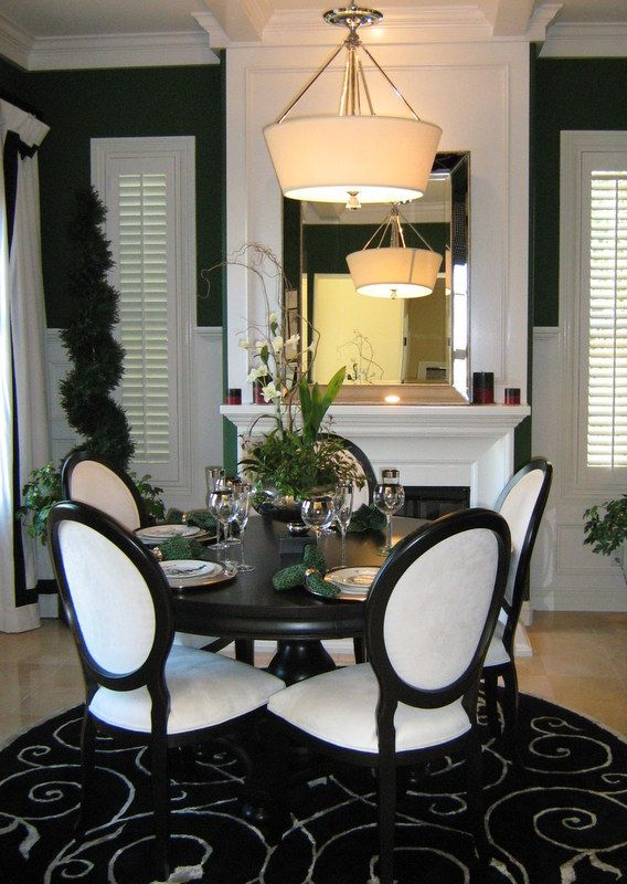 Dining Tables To Suit The Room Black White Dining Room Dining