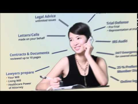 Have you ever needed an attorney and couldn't afford one? Have you or someone you know been a victim of identity theft? Do you or someone you know need a will? Would you like to have access to an attorney 24/7?  Find out how you can protect you and your family today.   http://www.greatlegalbenefit.com/wtaylor51/
