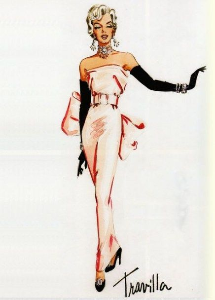 Photo of Fashion Sketches Jeans Marilyn Monroe 22+ Ideas For 2019