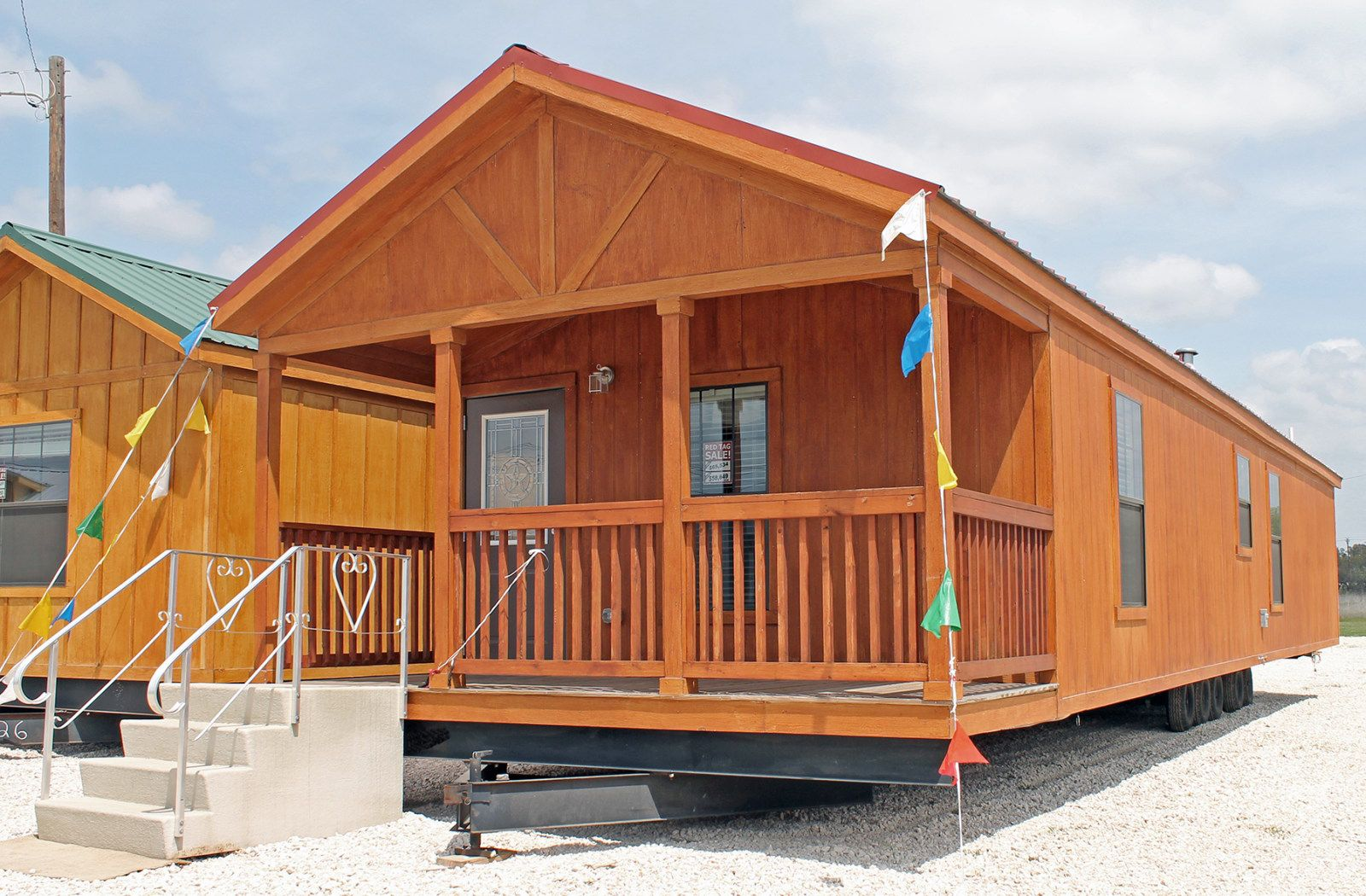 The Country Cottage Ii Titan Factory Direct Titan Factory Direct Country Cottage Best Tiny House Tiny House Plans