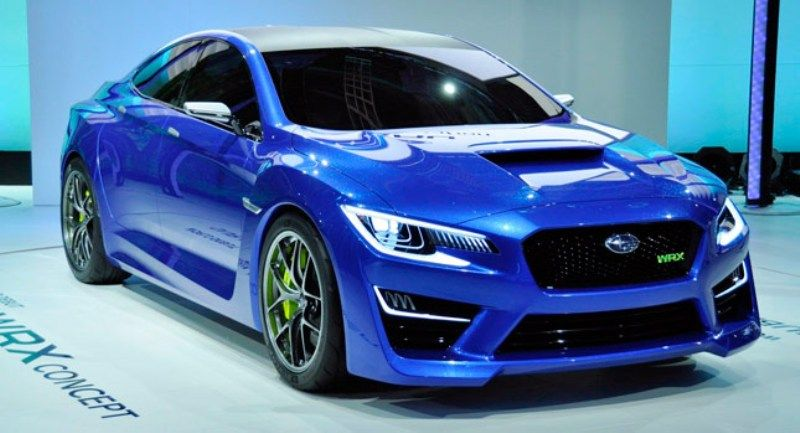 2015 Subaru WRX Review Automotive 2016 / 2017 Subaru