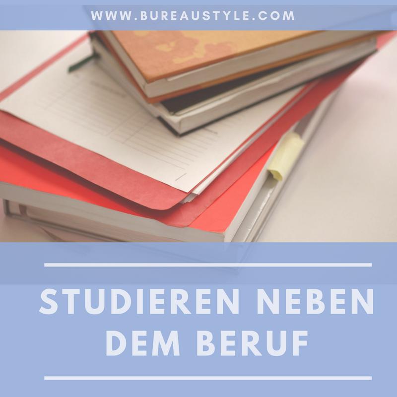 Fernstudium Neben Studium