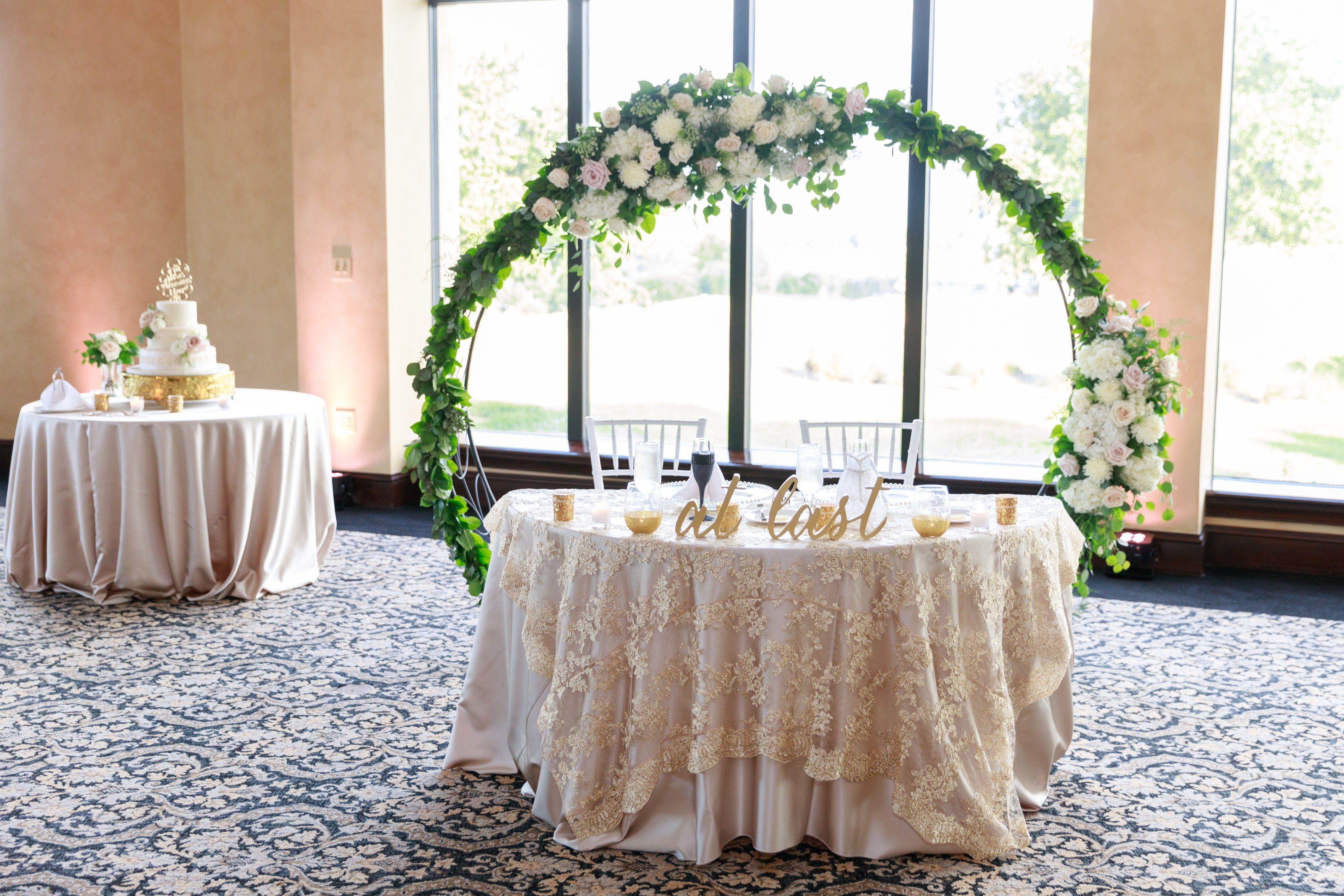Rose Gold Wedding | Orlando wedding, Luxury wedding venues ...