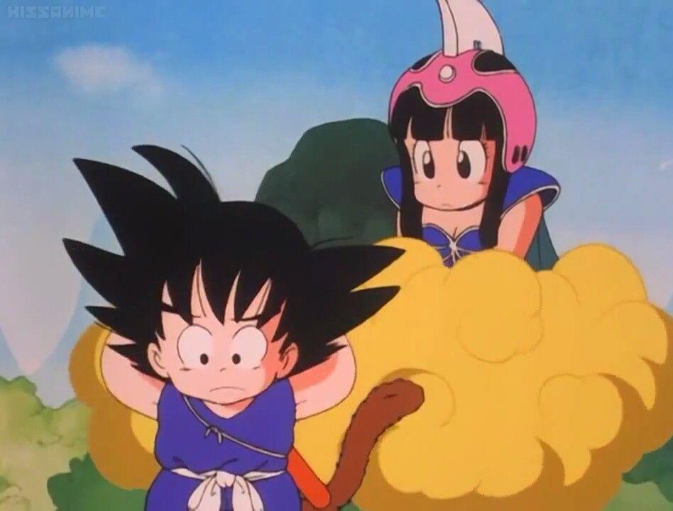 Goku Chi Chi Fight