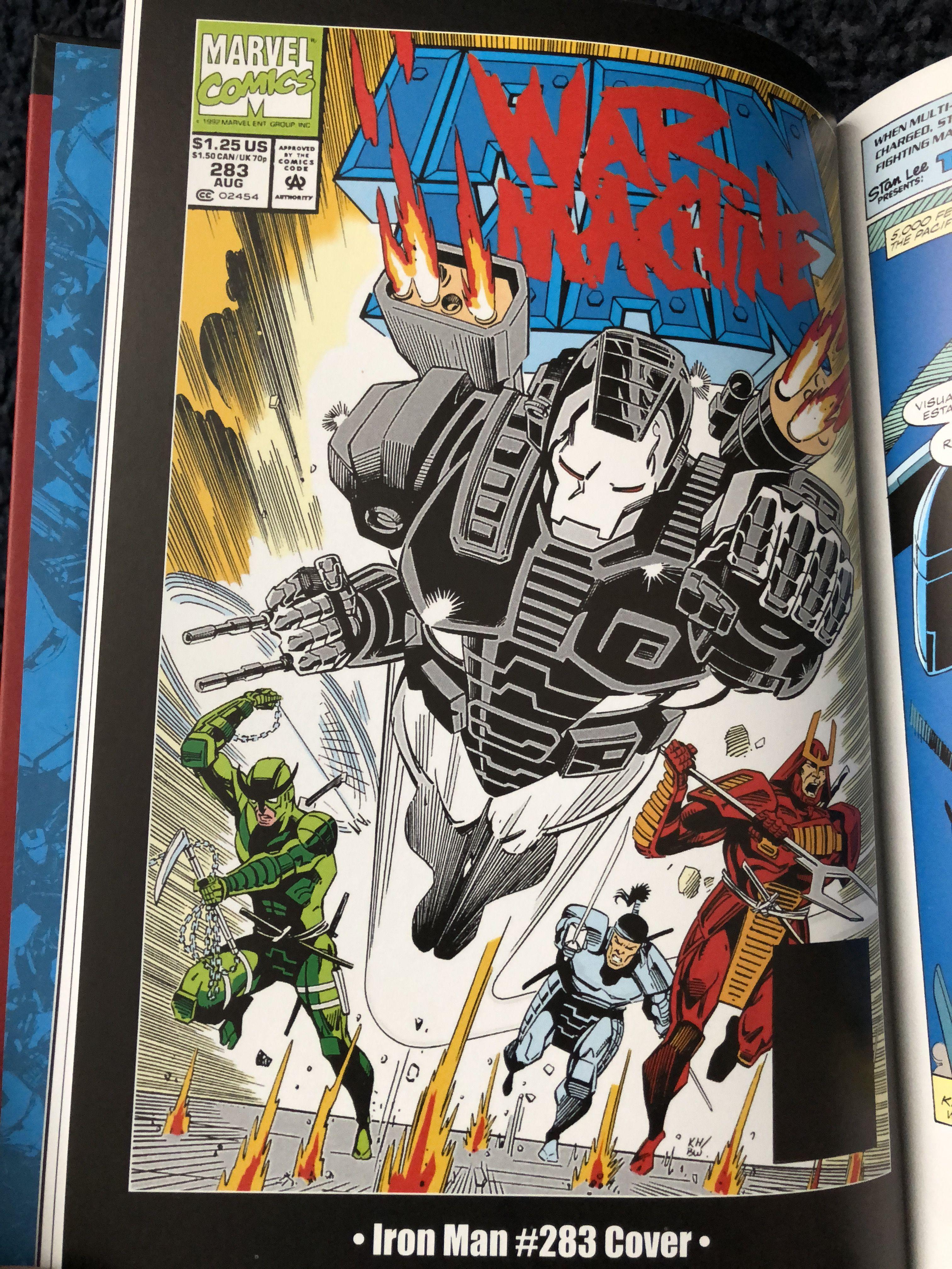 85 War Machine Marvel S Mightiest Heroes Graphic Novel Hachette Partworks 2nd Series Civil War Movies Iron Man Marvel