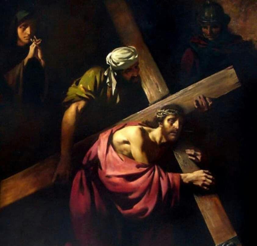 139 Melhores Ideias de Jesus crucificado em 2020   Cristo, Arte ...