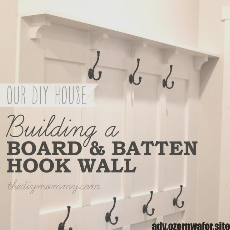 Most Recent Pictures Board And Batten Wall With Ledge Concepts Amongst My Own Massive Goals Should Be To Atart Exercising Architectural Awareness To Builder G Batten Diy Home Diy Home Renovation