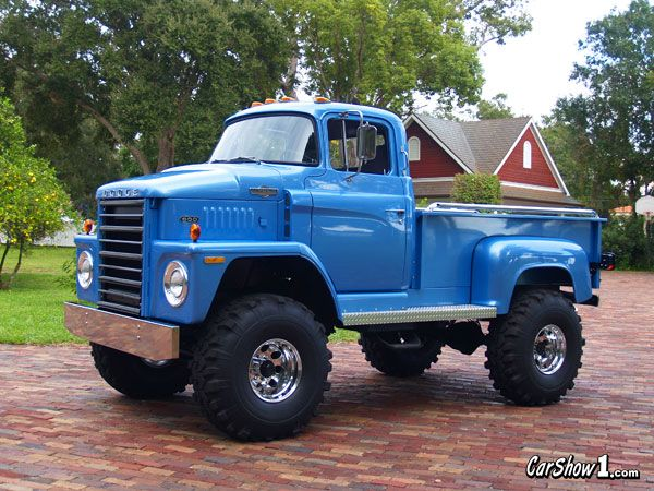 1973 Dodge C600 2 1/2 ton 4x4 Truck | From