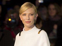 Cate Blanchett cover