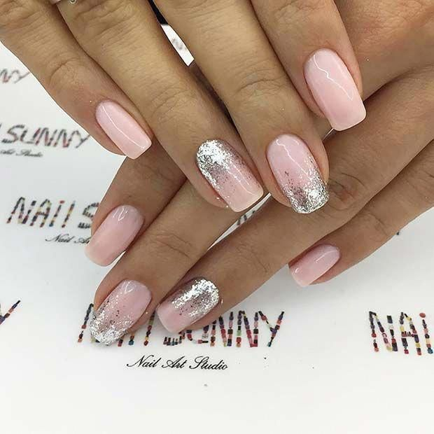 43 Beautiful Prom Nails for Your Big Night