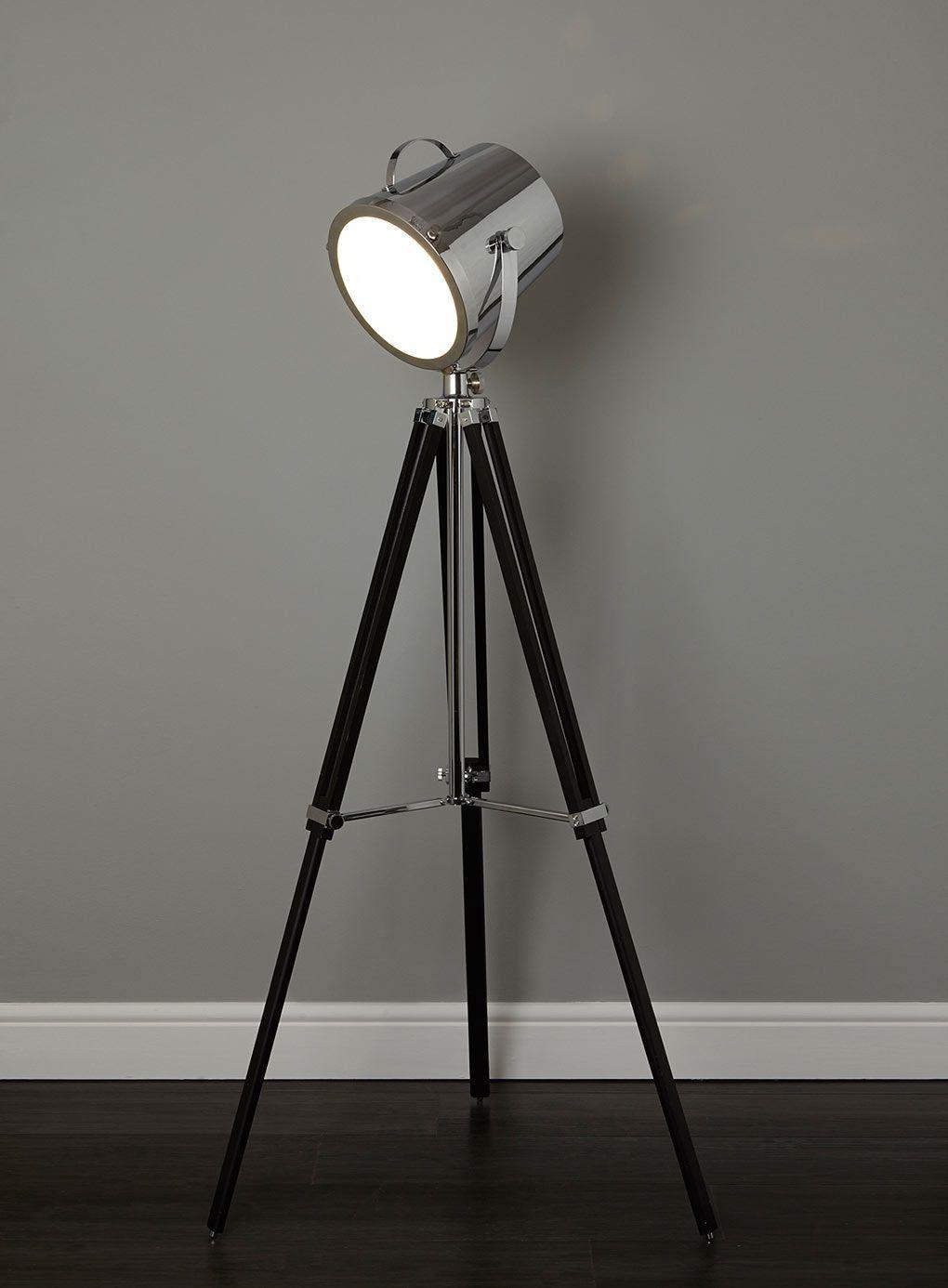 Tripod floor lamp from BHS | #interior | Pinterest | Floor lamp, Bhs ...