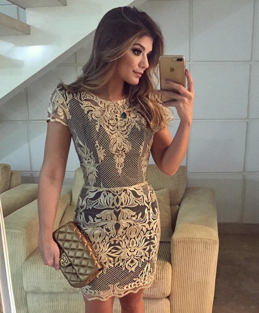 8e7bc5a73c  Golden lace   Vestido  desnude renda dourada poderosa bordada de pérolas!!