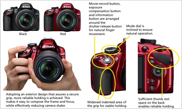 My New Camera Nikon D3200 Digital Slr Camera Nikon D3200 Nikon Nikon Film Camera