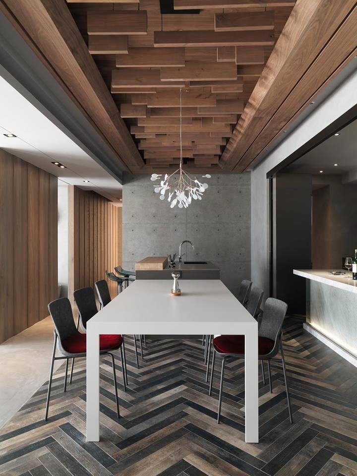 Pin by carmela cant on casa polanco techos de madera for Ladrillos falsos decorativos