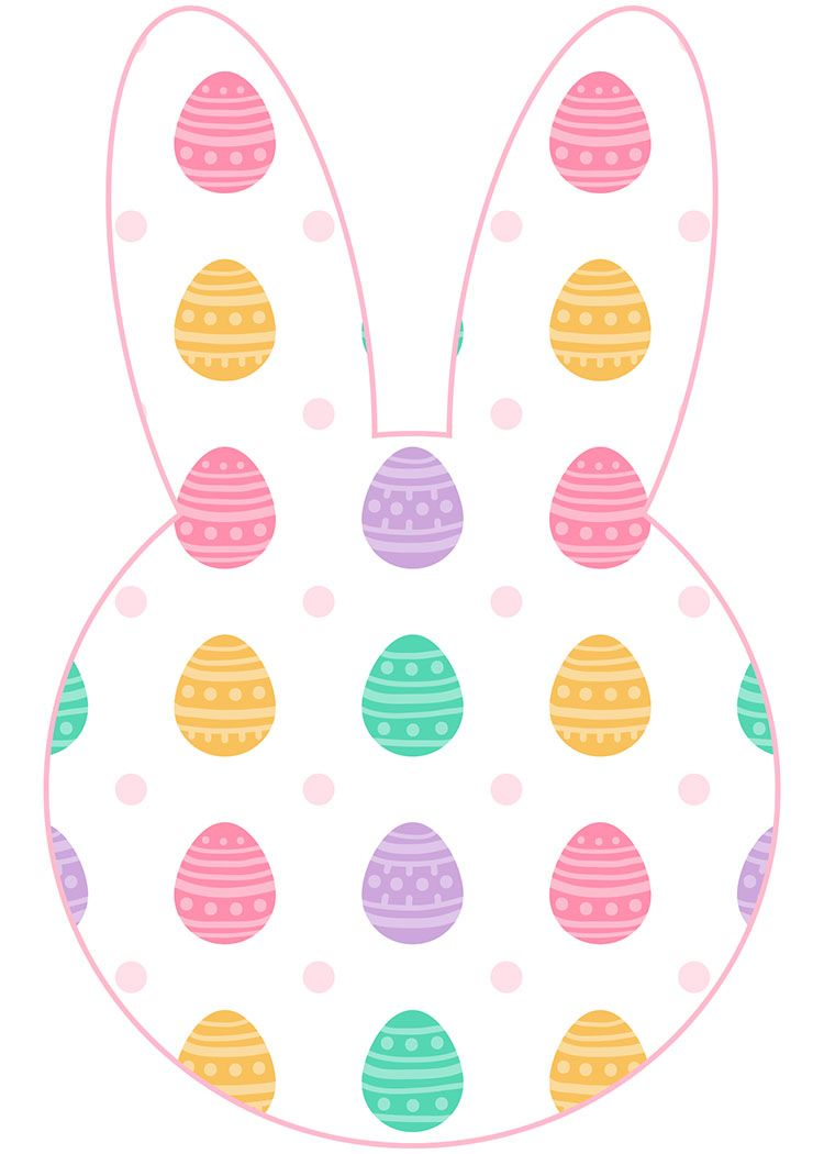 photo regarding Easter Banner Printable named Cost-free Printable Easter Bunny Banner Day-to-day Picture Joyful