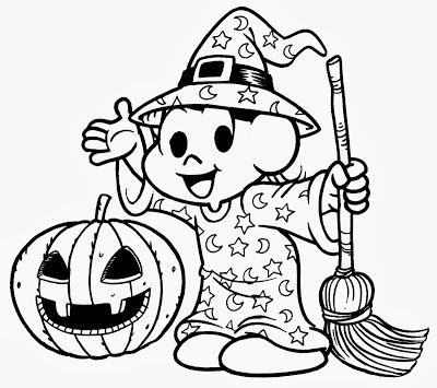 Atividades Halloween Colorir Halloween Para Colorir Desenhos De