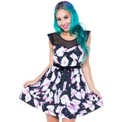 a81d35fc12fa3 Iron Fist - Rabbitopia Dress - Buy Online Australia Beserk