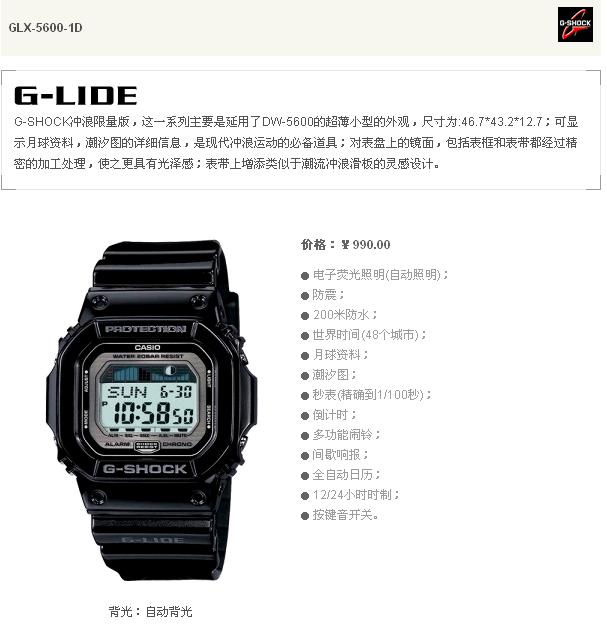 GLX-5600-1D