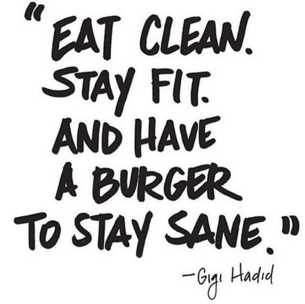 Everybody Needs A Burger Sometimes Just Ask Julian Edelman Motivation Fitness Quotes Words