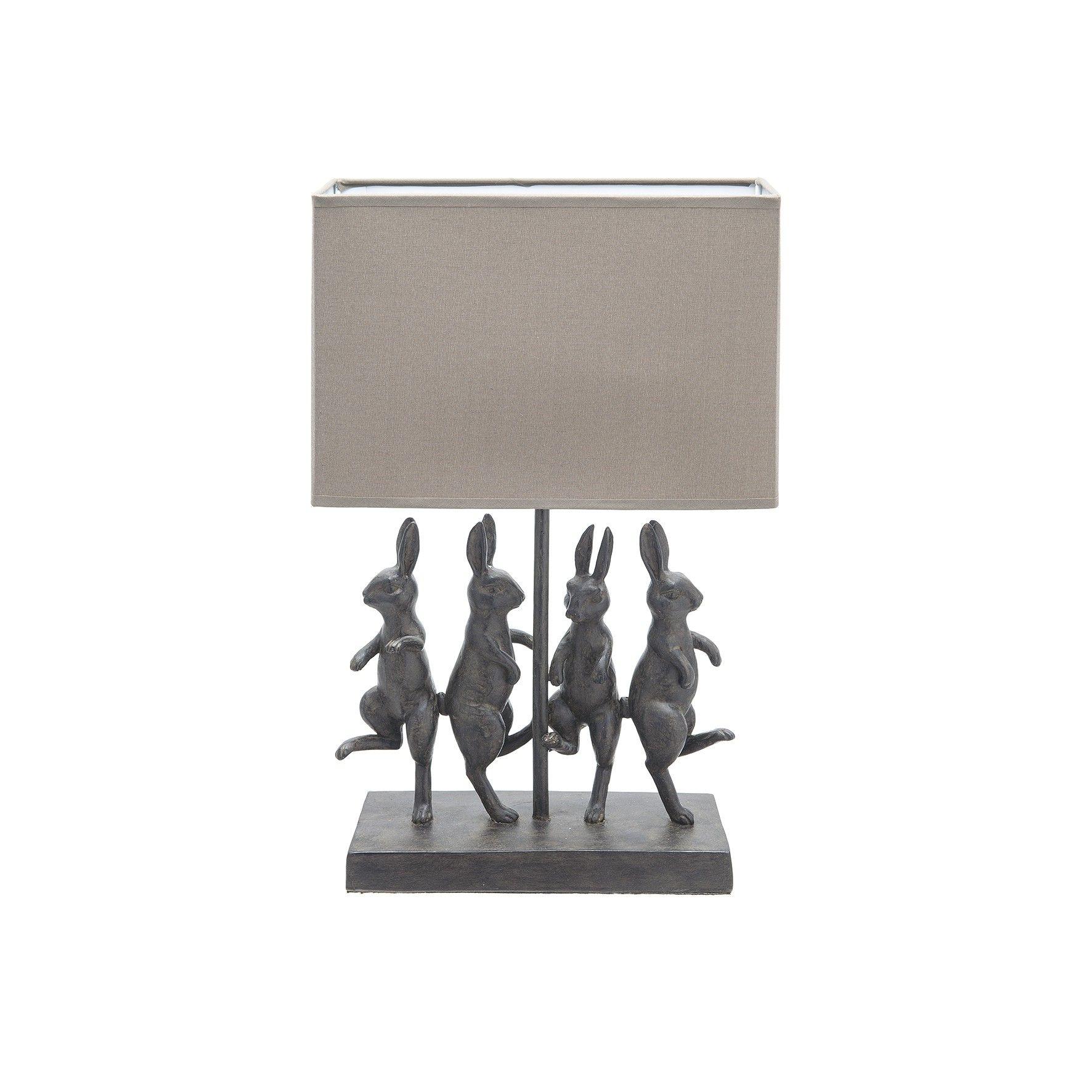 RABBIT table lamp   France - Home Ideas   Pinterest