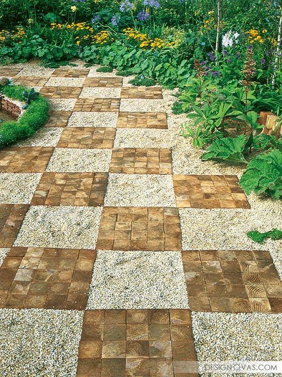 25 creative garden path paving ideas 100 Gardening lists
