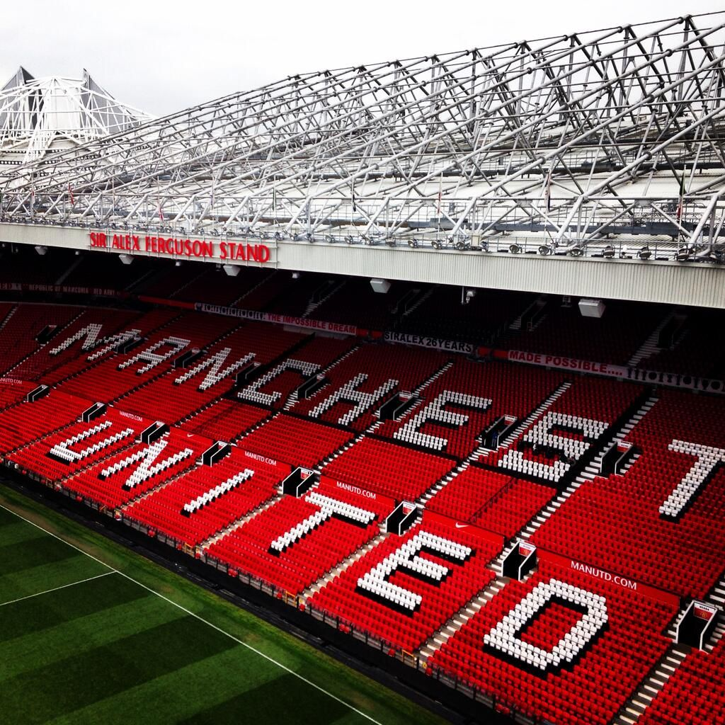Sign In To Twitter Manchester United Wallpaper Manchester United Stadium Manchester United Fans
