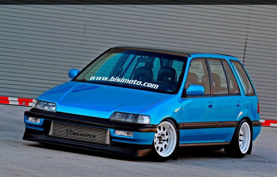 88 Civic: 88-91 Honda (EF) Wagon. AWD+Wagon!!