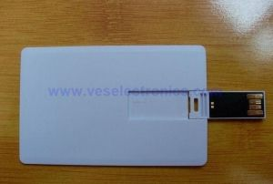 Hot Item Custom Credit Card Usb Storage Device Pen Drive Usb Storage Usb Business Cards Pen Drive
