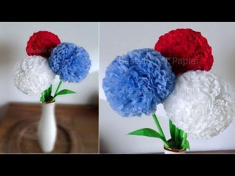 10 Frhlingsdeko Diy Ideen Basteln Fr Ostern Blumen Selber Machen Schmetterling Falten Kids Skye Diy Jou In 2020 Paper Flowers Paper Flowers Craft Paper Roses