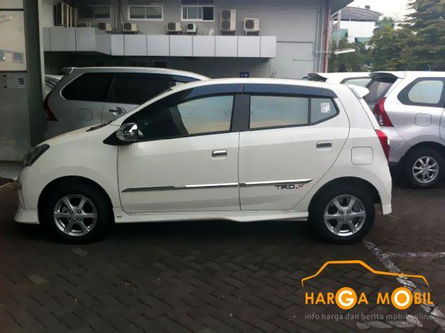 Harga Toyota Agya - http://www.hargamobil.co.id/
