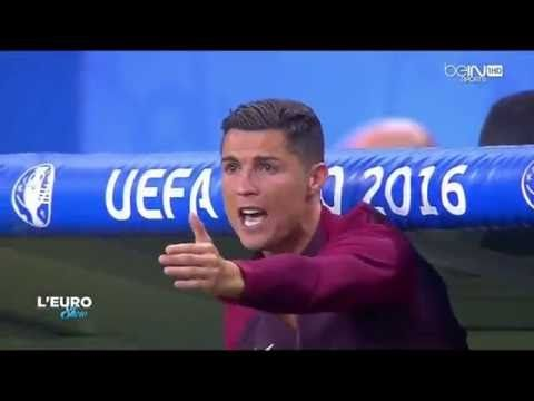 Cristiano Ronaldo: Reaction Portugal vs France 1-0 Euro 2016 Last Minute...