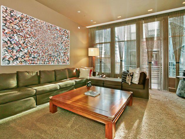 Alicia Keys Soho Apartment Home New York Apartment Celebrity