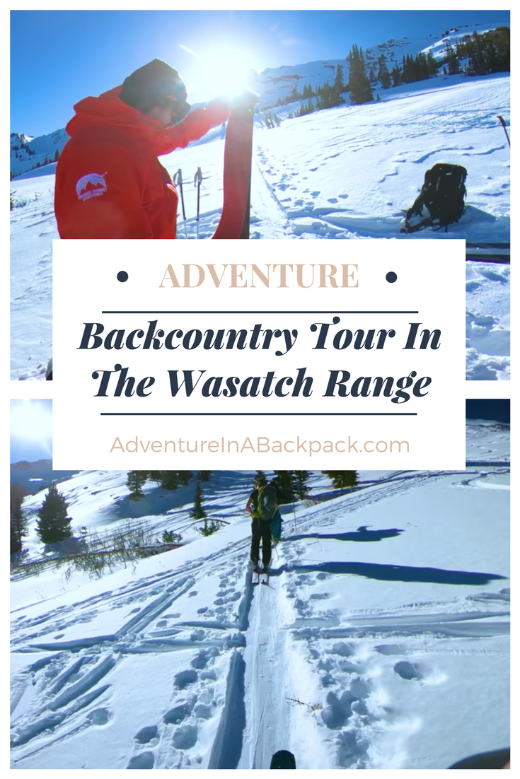 Backcountry Skiing In Utah S Wasatch Range Makes For The Perfect Winter Adventure In Utah Inspired Summit Of P Hiking Trip Outdoors Adventure Winter Adventure