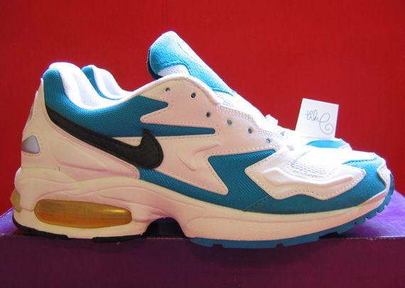 1f8587b8de Classics Revisited: Nike Air Max2 (1994) | Kicks | Nike air max 2 ...