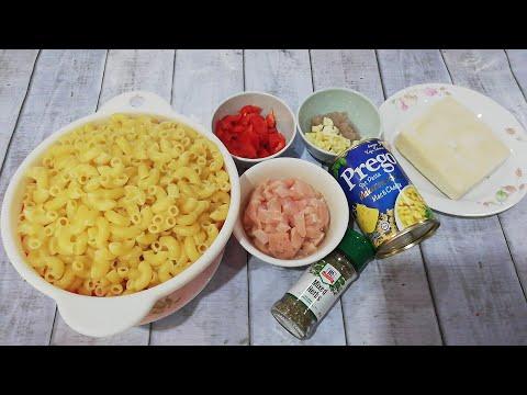 Makaroni Cheese Bakar Ft Sos Prego Mac Cheese Paling Mudah Dan Sedap Baked Mac Cheese Youtube Baked Mac Baked Mac N Cheese Mac And Cheese