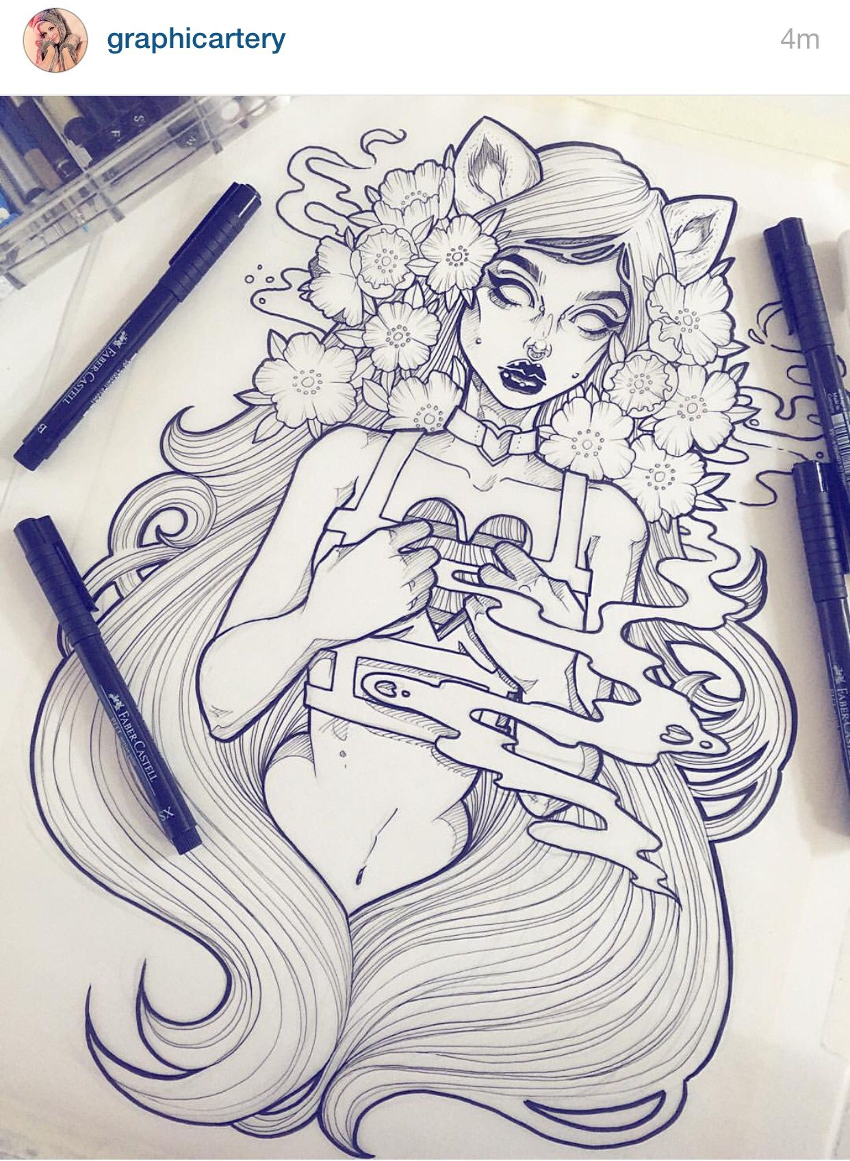 Pinterest ☽ kellylovesosa ☾ sketches female croquis draw sketch