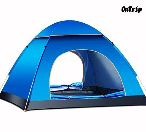 2-3 Person Waterproof Tent C&ing Tent Outdoor Travelite Easy Setup Lightweight Backpacking  sc 1 st  Pinterest & 2-3 Person Waterproof Tent Camping Tent Outdoor Travelite Easy ...