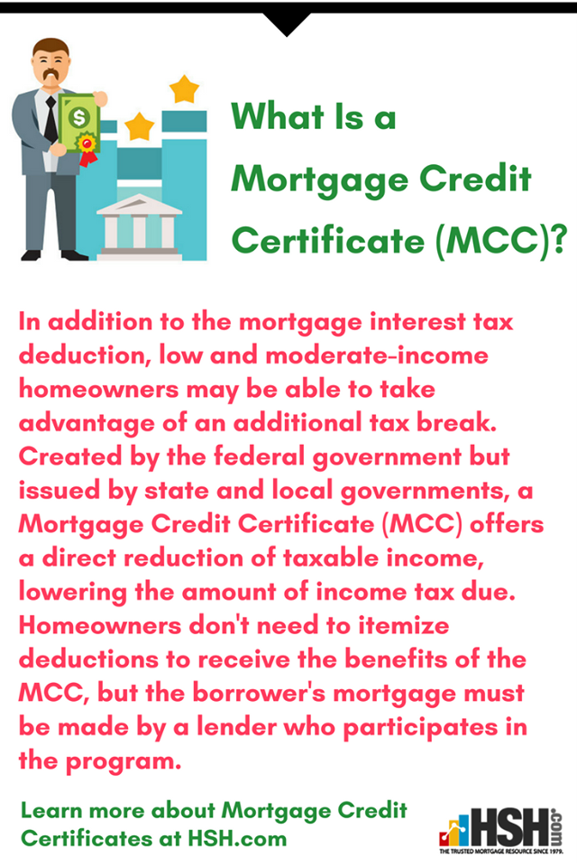 Mortgage Credit Certificates Mccs Help First Time Homebuyers