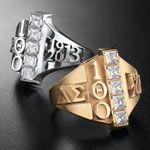 Delta Sigma Theta Centennial Ring