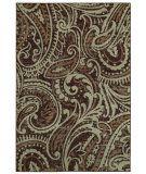 RugStudio presents Shaw Newport Elise Brown 18700 Machine Woven, Better Quality Area Rug