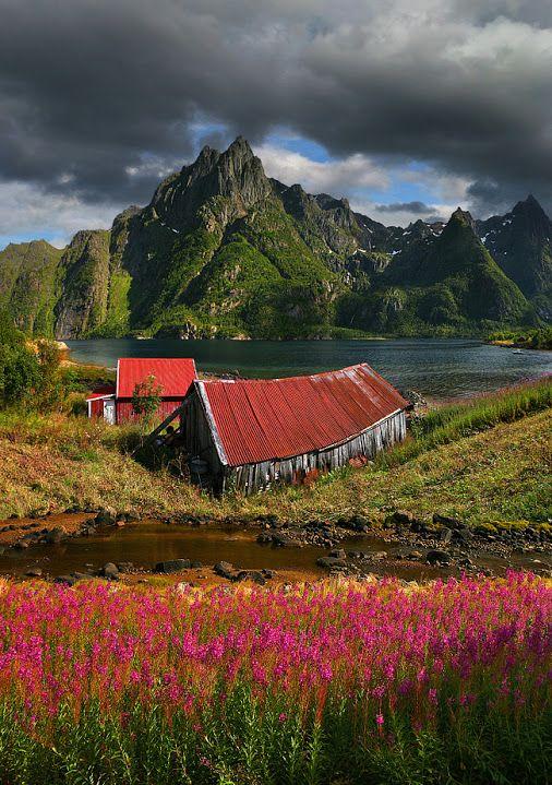Svolvær, Noruega