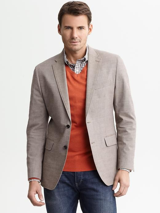 Elevate any wardrobe with men's slim fit blazers from Banana Republic Factory. Browse an incredible selection of the latest men's slim fit sport coats and find a great fit for any individual style. Create your next great look today with stylish men's slim fit blazers from Banana Republic Factory. Find versatile men's slim fit sport coats that will complement your unique personality.