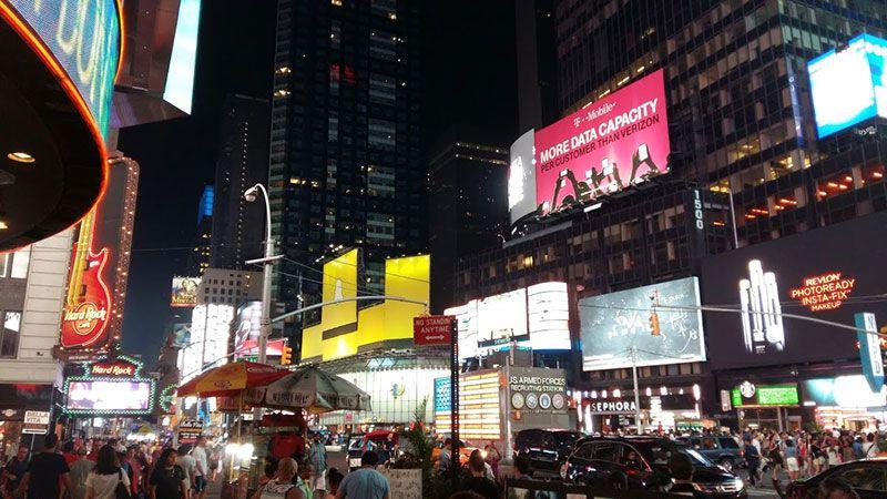 #telaraccontocosi New york ME creativeinside racconto viaggio consigli