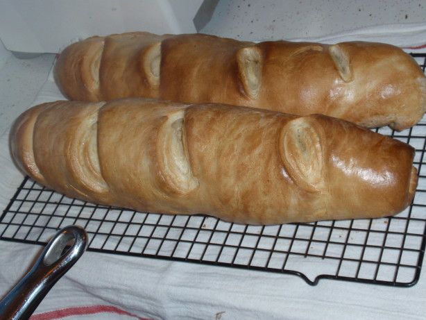 Breadmaker French Bread Recipe