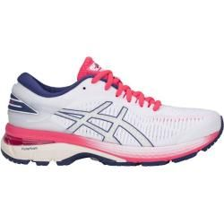 Photo of Asics women's running shoes Gel-Kayano 25, size 42 in white / pink / purple, size 42 in white / pink / purple A