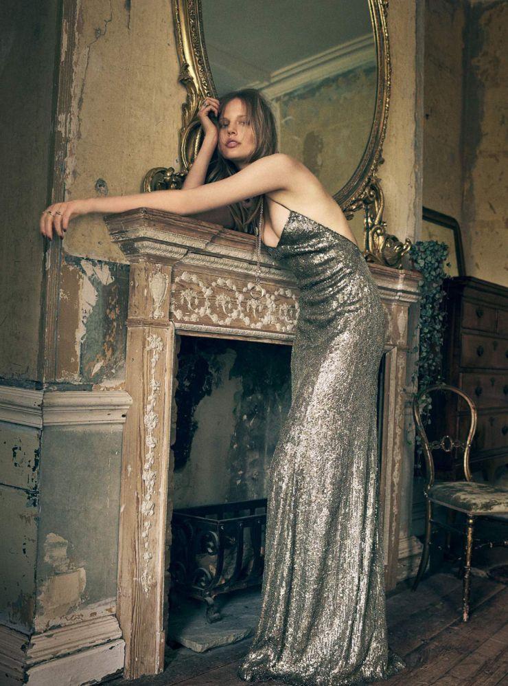 Elisabeth Erm by Regan Cameron for Harper's Bazaar UK October 2015 5